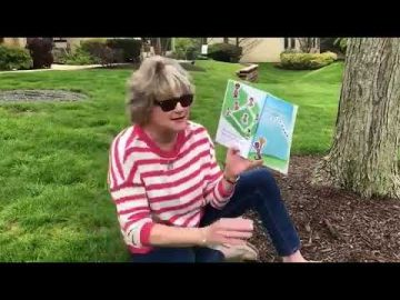 Story time with Miss Debbie